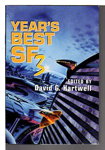YEAR'S BEST SF 3: Hartwell, David G. (editor)