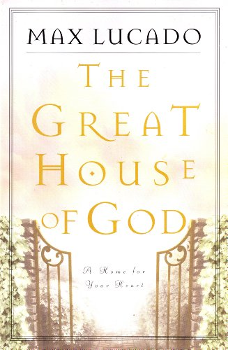 9781568657998: The Great House of God Large Print Editon