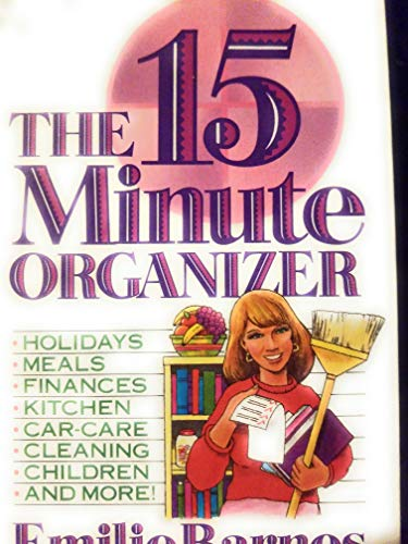 9781568658087: The 15 Minute Organizer