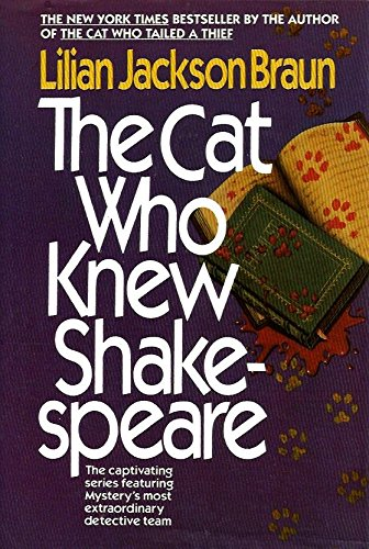 9781568659053: The Cat Who Knew Shakespeare