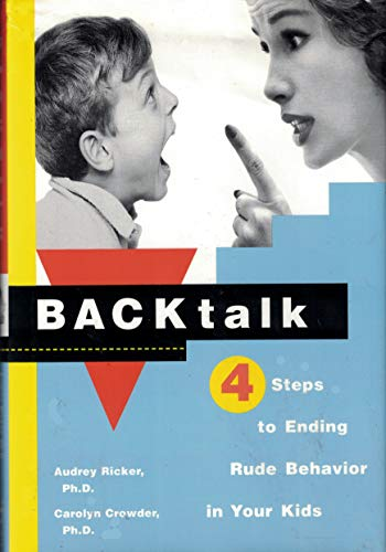 9781568659381: Backtalk