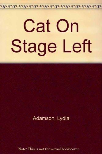 9781568659442: Cat On Stage Left