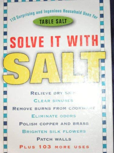 9781568659923: Solve It with Salt