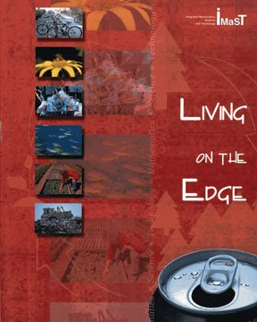 9781568704500: Living on the Edge - Student Edition (Integrated Mathematics, Science, and Technology (IMaST), 7th grade)