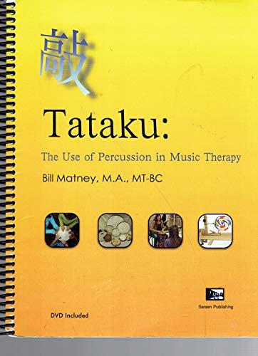 9781568706030: Tataku The Use of Percussion in Music Therapy