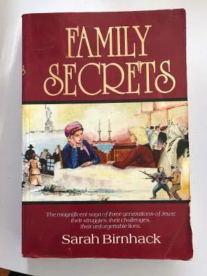 9781568710143: Family Secrets
