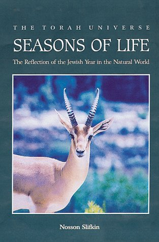Seasons of Life (1568711107) by Nosson Slifkin