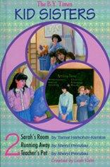 The B.Y. Times Kid Sisters: Vol. 2: Klein, Leah; Prenzlau,