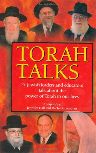 9781568714165: Torah Talks