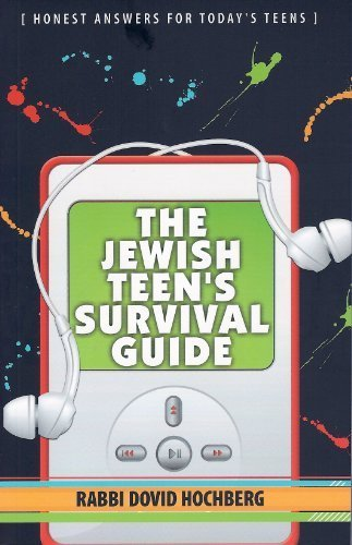 9781568714776: The Jewish Teen's Survival Guide