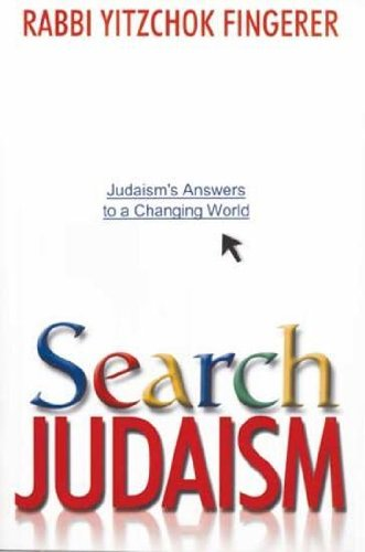 9781568715049: Search Judaism: Judaism's Answers to a Changing World
