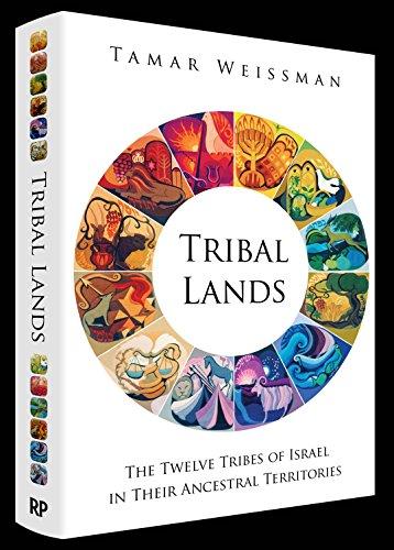 9781568715933: Tribal Lands: The Twelve Tribes of Israel in Their Ancestral Territories