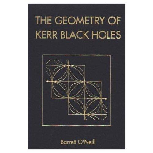 9781568810195: The Geometry of Kerr Black Holes