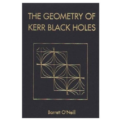 9781568810195: The Geometry of Kerr Black Holes