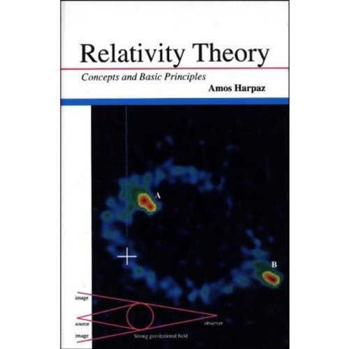 9781568810263: Relativity Theory: Concepts and Basic Principles