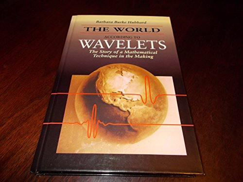 9781568810478: The World According to Wavelets: The Story of a Mathematical Technique in the Making