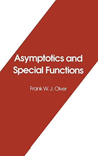 9781568810690: Asymptotics and Special Functions (Akp Classics)