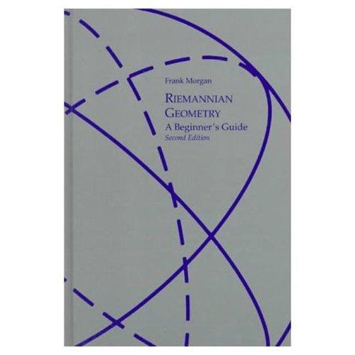 9781568810737: Riemannian Geometry: A Beginners Guide, Second Edition