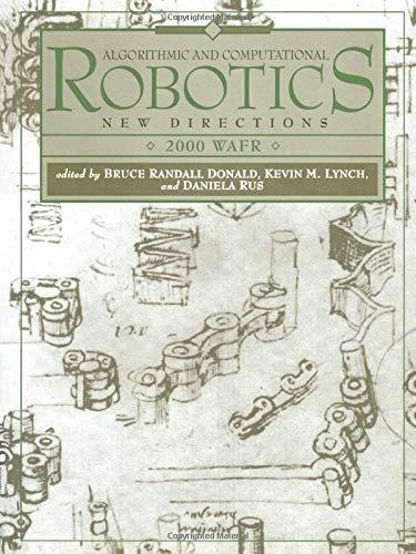 9781568811253: Algorithmic and Computational Robotics: New Directions 2000 WAFR
