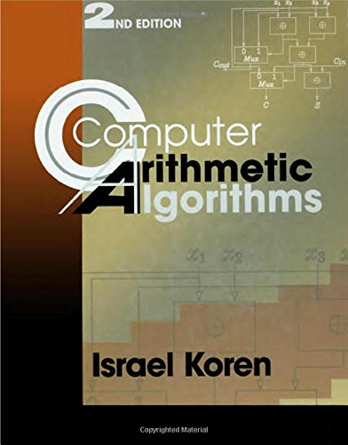9781568811604: Computer Arithmetic Algorithms, Second Edition
