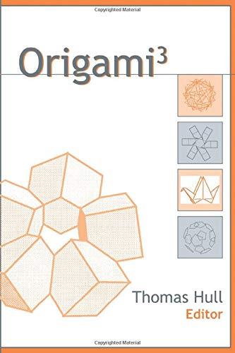 9781568811819: Origami^{3}