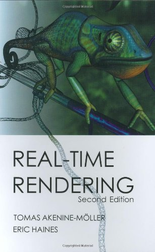 Real-Time Rendering: Naty Hoffman; Eric