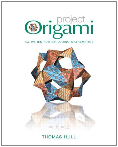 9781568812588: Project Origami: Activities for Exploring Mathematics