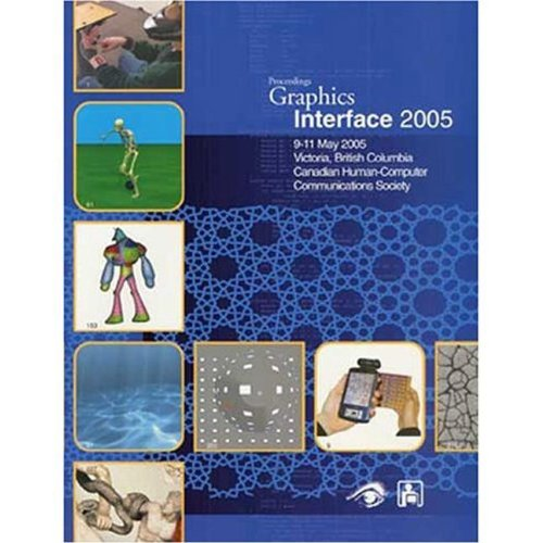 9781568812656: Graphics Interface 2005 (Graphics Interface (Conference Proceedings))