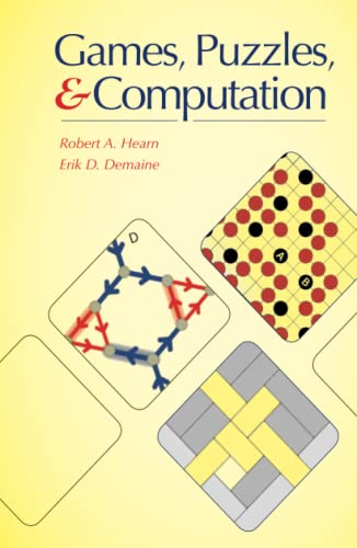 9781568813226: Games, Puzzles, and Computation