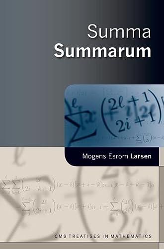 9781568813233: Summa Summarum (CMS Treatises in Mathematics)