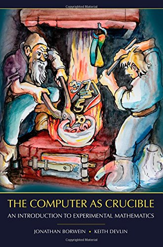 9781568813431: The Computer as Crucible: An Introduction to Experimental Mathematics