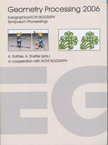 9781568813509: Geometry Processing 2006