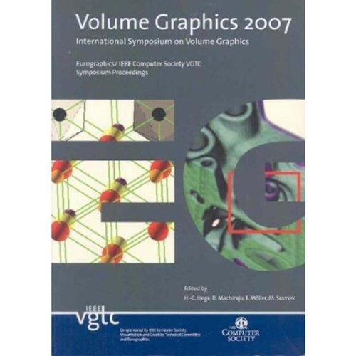 9781568813677: Volume Graphics 2007