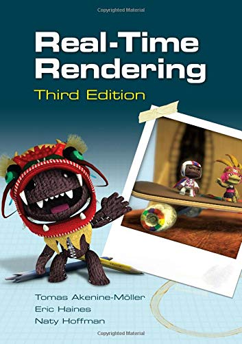 Real-Time Rendering, Third Edition: Akenine-Moller, Tomas; Haines,