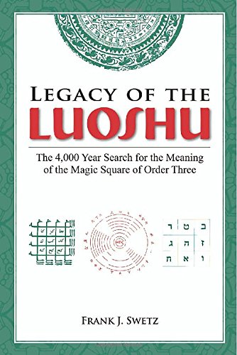 9781568814278: Legacy of the Luoshu: The 4,000 Year Search for the Meaning of the Magic Square of Order Three