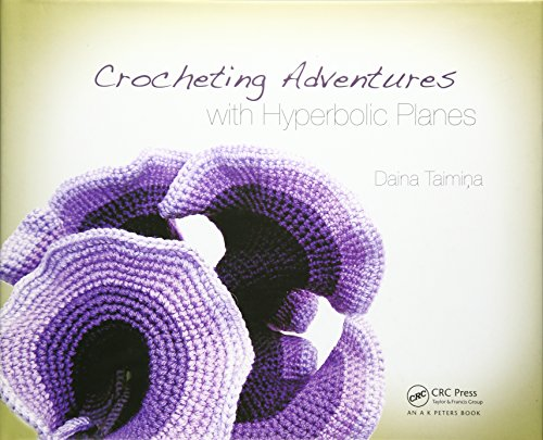 Crocheting Adventures with Hyperbolic Planes: Daina Taimina