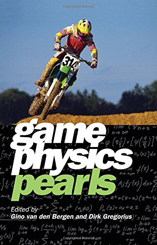 Game Physics Pearls: Gino Van Den Bergen