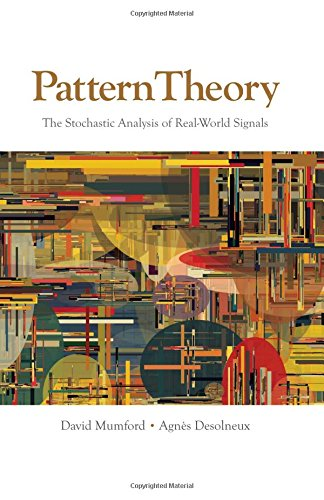 9781568815794: Pattern Theory: The Stochastic Analysis of Real-World Signals (Applying Mathematics)