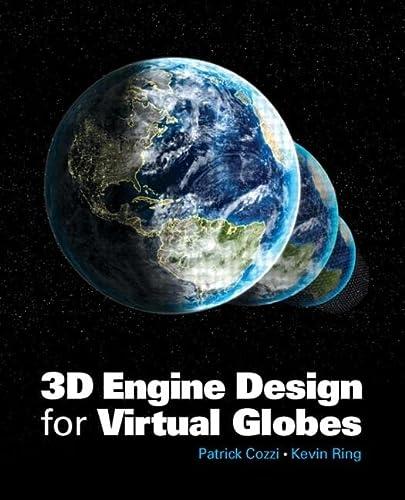 9781568817118: 3D Engine Design for Virtual Globes