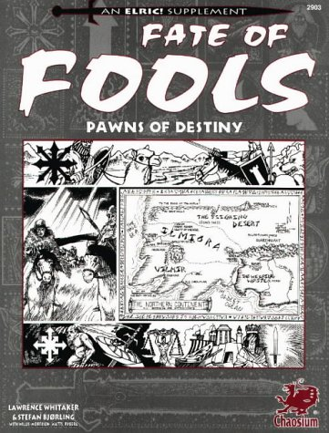 9781568820248: Fate of Fools: Two Tests of Wits and Wiles in the Young Kingdoms (Elric/Stormbringer)