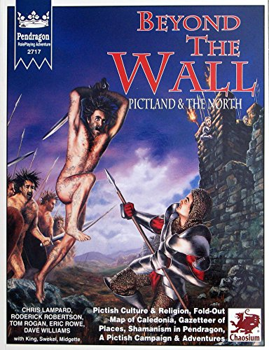 9781568820262: Beyond The Wall: Pictland & The North (Pendragon)
