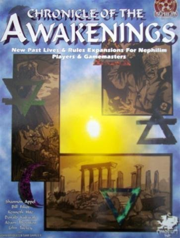 9781568820354: Chronicle of the Awakenings: A Guide to Past Lives for Nephilim
