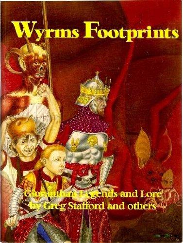 Wyrm's Footprints: Gloranthan Legends and Lore (Runequest/Heroquest): Greg Stafford