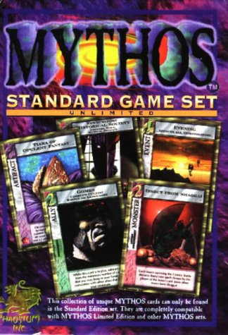 9781568820736: Mythos Standard Game Set