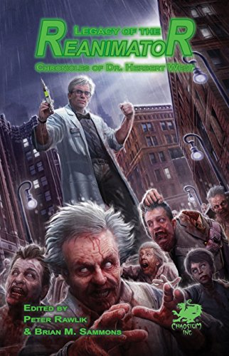 Legacy of the Reanimator: Peter Rawlik