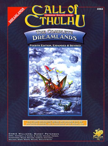 Call Of the Cthulhu Complete Dreamlands
