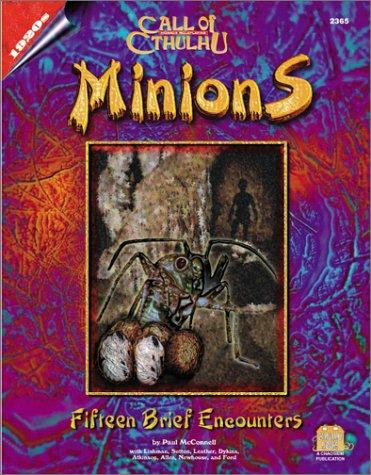 9781568820989: Minions (Call of Cthulhu)
