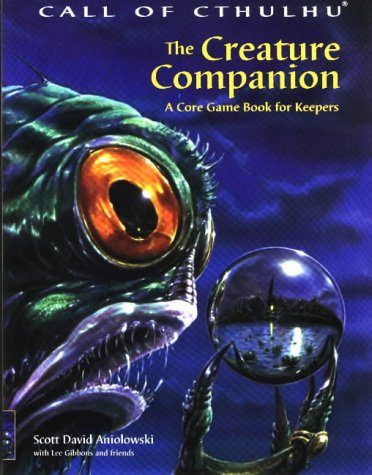 The Creature Companion (Call of Cthulhu Roleplaying