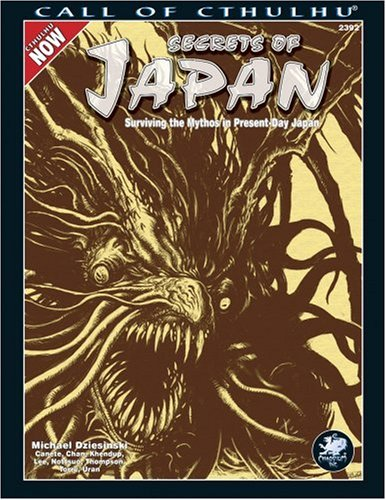 9781568821566: Secrets of Japan (Call of Cthulhu Horror Roleplaying, Modern Era)