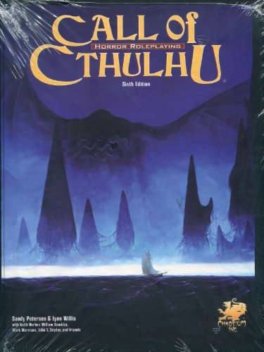 9781568821733: Call of Cthulhu Horror Role Pl Literature (Call of Cthulhu Roleplaying, 2396)